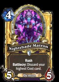 Golden Nightshade Matron