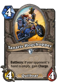Tanaris Hogchopper