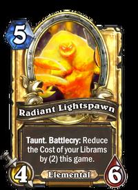 Golden Radiant Lightspawn