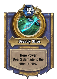 Golden Steady Shot