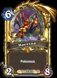 Golden Maexxna