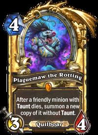 Golden Plaguemaw the Rotting