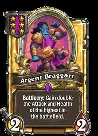 Argent Braggart (Battlegrounds, golden).png