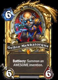Golden Gelbin Mekkatorque