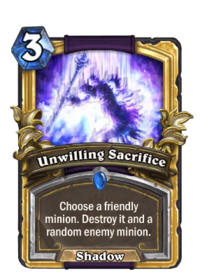 Unwilling Sacrifice(62873) Gold.png