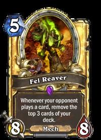 Fel Reaver(12264) Gold.png