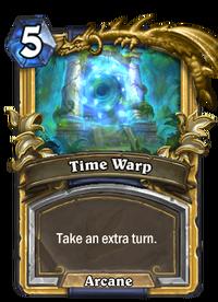 Golden Time Warp