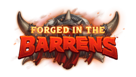 Forged in the Barrens logo.png