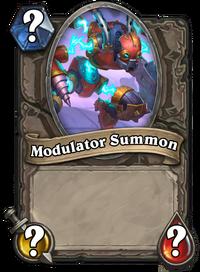 Modulator Summon.png