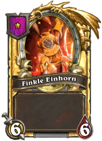 Finkle Einhorn (Battlegrounds, golden).png