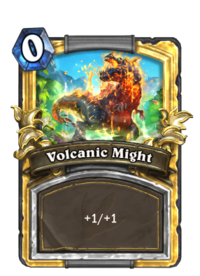 Volcanic Might(52599) Gold.png