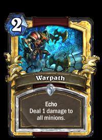 Golden Warpath