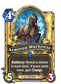 Armored Warhorse(22312) Gold.png