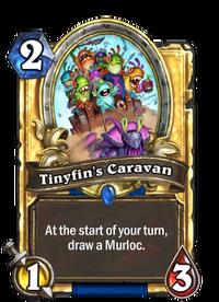 Golden Tinyfin's Caravan