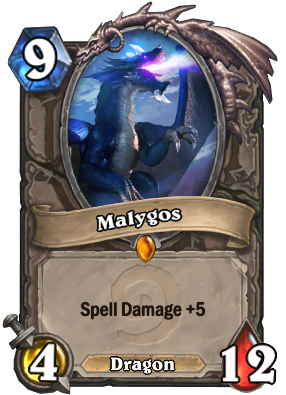 Malygos Hearthstone Heroes Of Warcraft Wiki