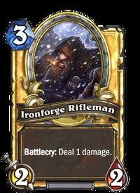 Golden Ironforge Rifleman