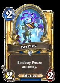 Golden Brrrloc