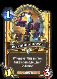 Golden Eternium Rover