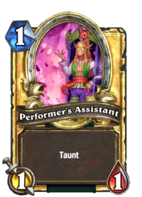 Performer's Assistant(378834) Gold.png