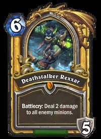 Deathstalker Rexxar(58724) Gold.png