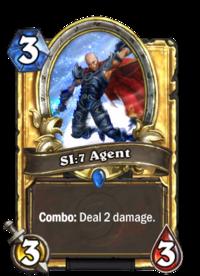 Golden SI:7 Agent