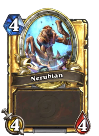 Golden Nerubian