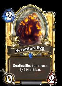 Golden Nerubian Egg