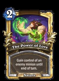 Golden The Power of Love
