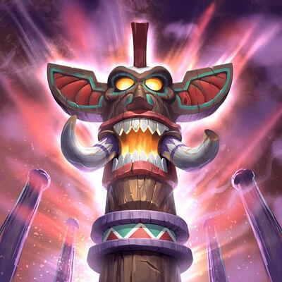 Battle Totem, full art