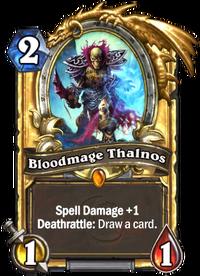 Golden Bloodmage Thalnos
