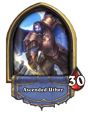 Ascended Uther