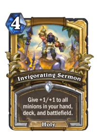 Golden Invigorating Sermon