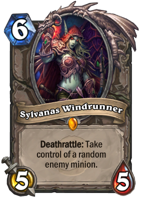 Sylvanas Windrunner - Hearthstone: Heroes of Warcraft Wiki