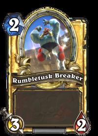 Rumbletusk Breaker(90310) Gold.png