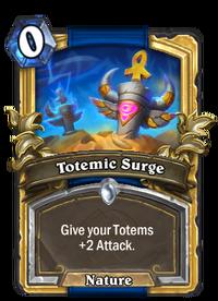 Totemic Surge(90833) Gold.png