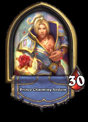 Prince Charming Anduin