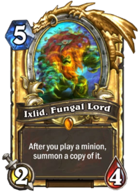 Ixlid, Fungal Lord(76947) Gold.png