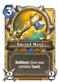 Sacred Maul(76888) Gold.png