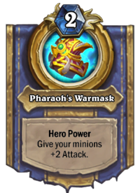 Pharaoh's Warmask(90818) Gold.png