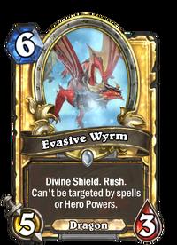 Evasive Wyrm(151408) Gold.png