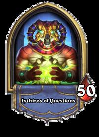 Golden Jythiros of Questions