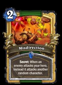 Golden Misdirection