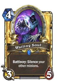 Golden Wailing Soul
