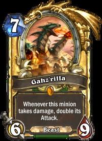 Golden Gahz'rilla