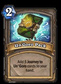 Un'Goro Pack