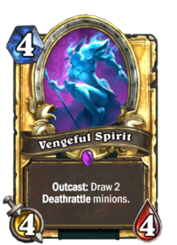 Golden Vengeful Spirit