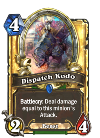 Dispatch Kodo(49674) Gold.png