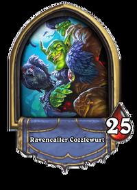 Golden Ravencaller Cozzlewurt