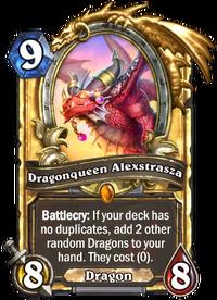 Dragonqueen Alexstrasza(151349) Gold.png