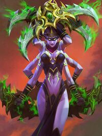 Priestess of Fury evolution4.jpg